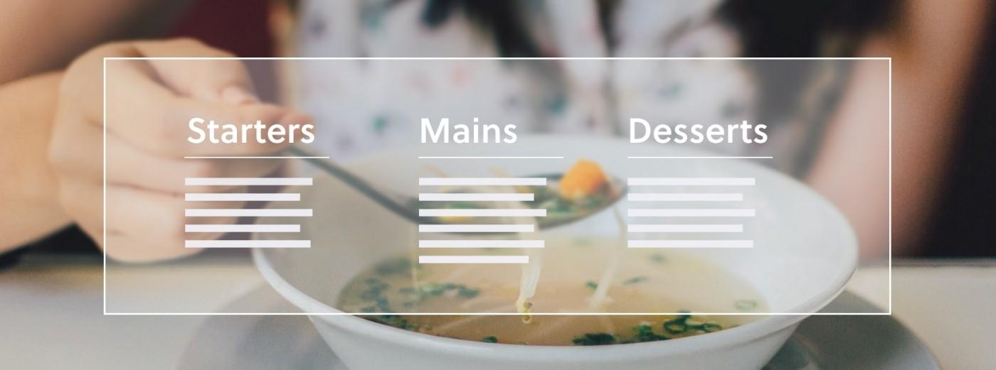 How To Create a Digital Menu Board