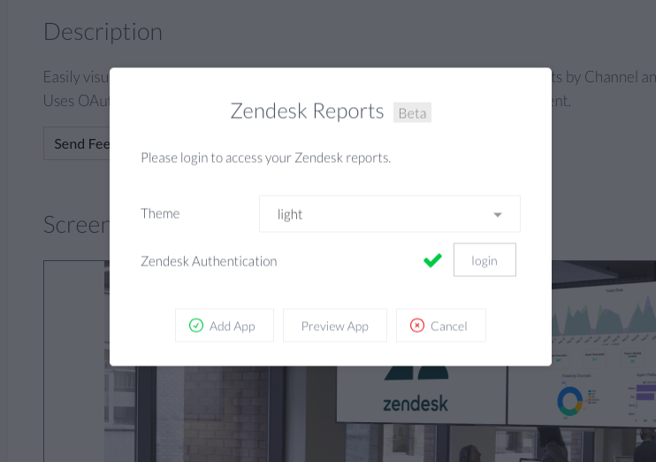 Once You Are Successfully Logged In, You Will See The Green Check Mark Next  To The Login Button.