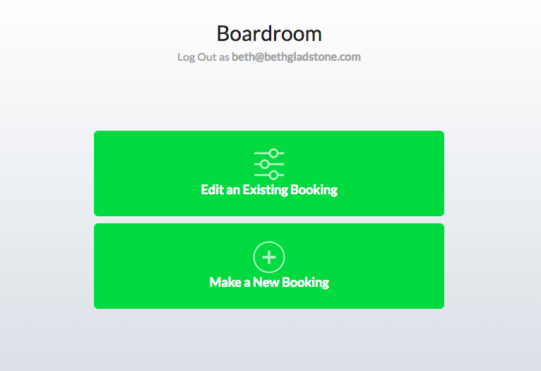 ScreenCloud Meeting Room Scheduling Software - ScreenCloud