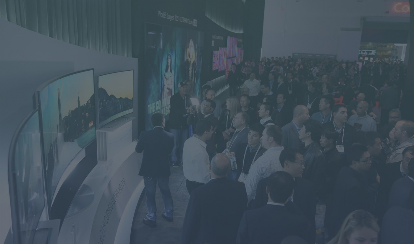 10 unmissable tips for digital signage at trade shows