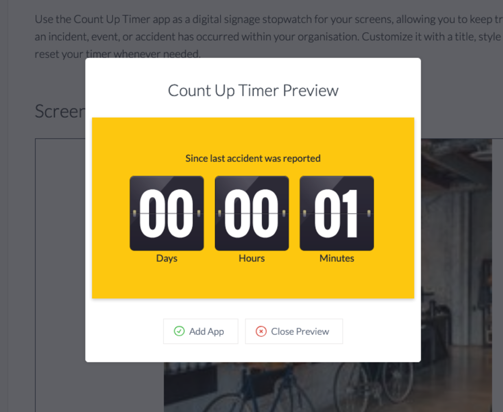 Count Up Timer app guide - Flip style 2.28.2019.png