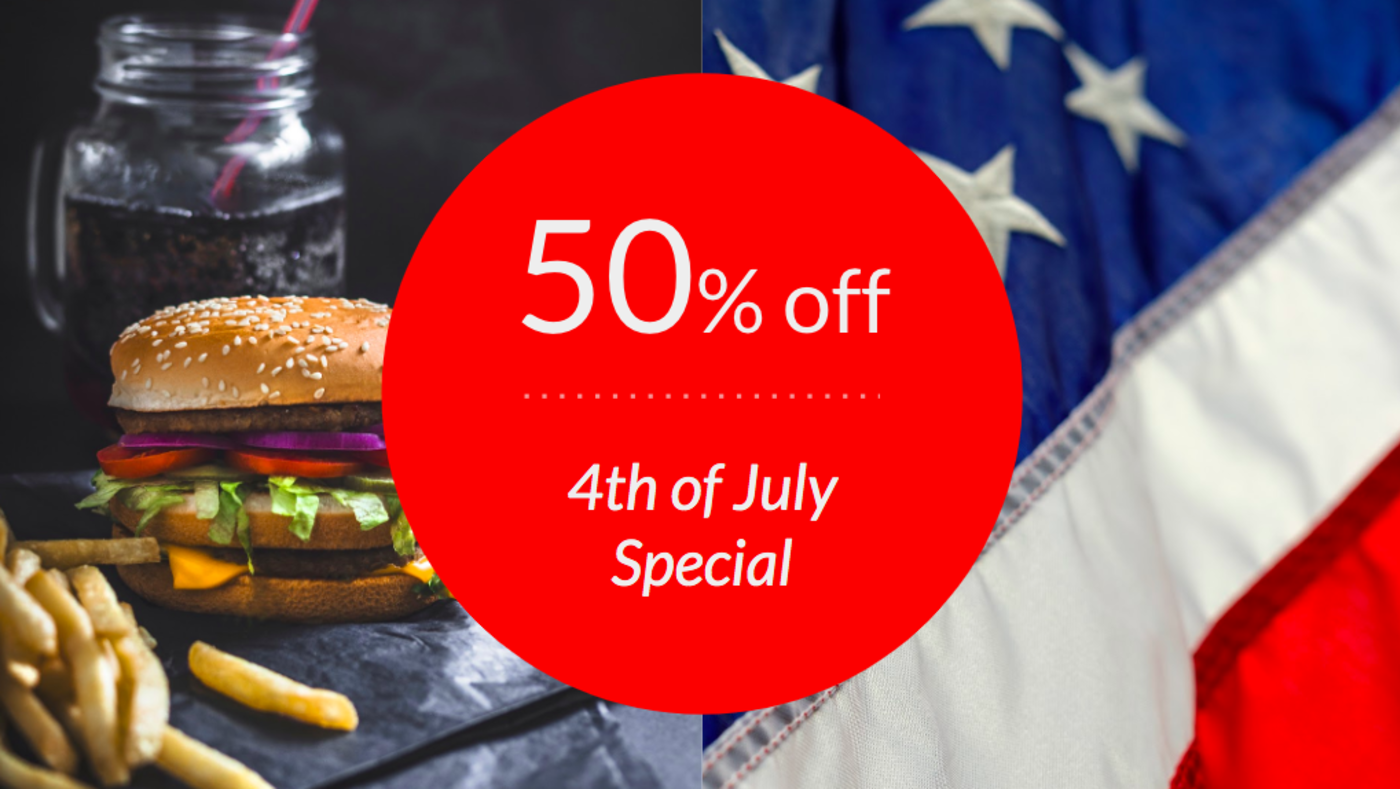 Free Independence Day Digital Signage Templates