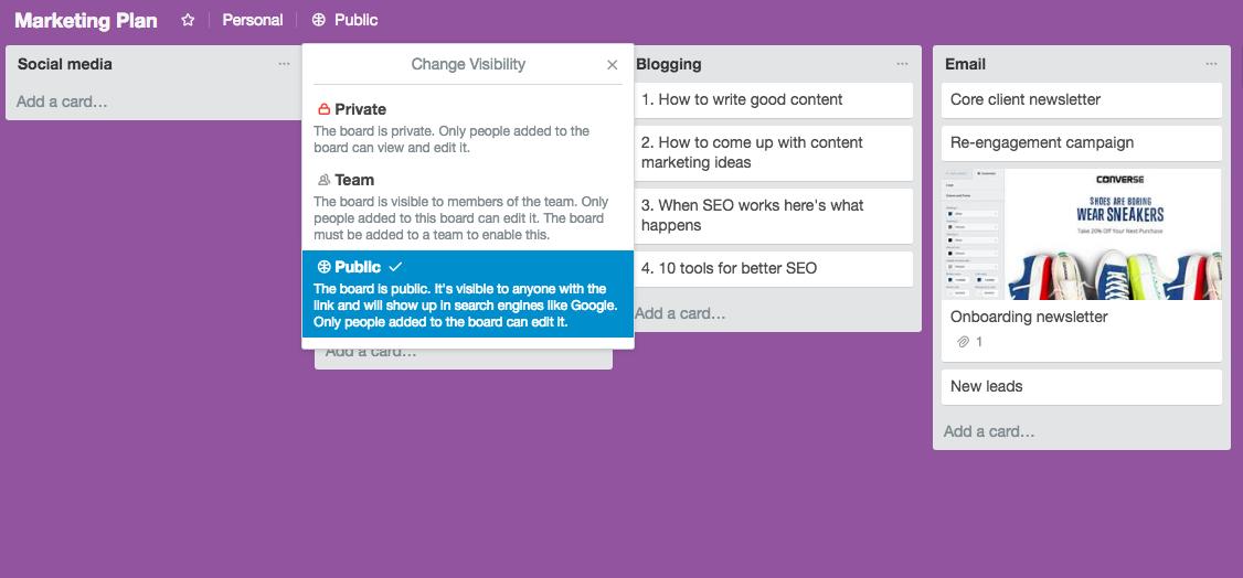 ScreenCloud Trello App Guide - ScreenCloud