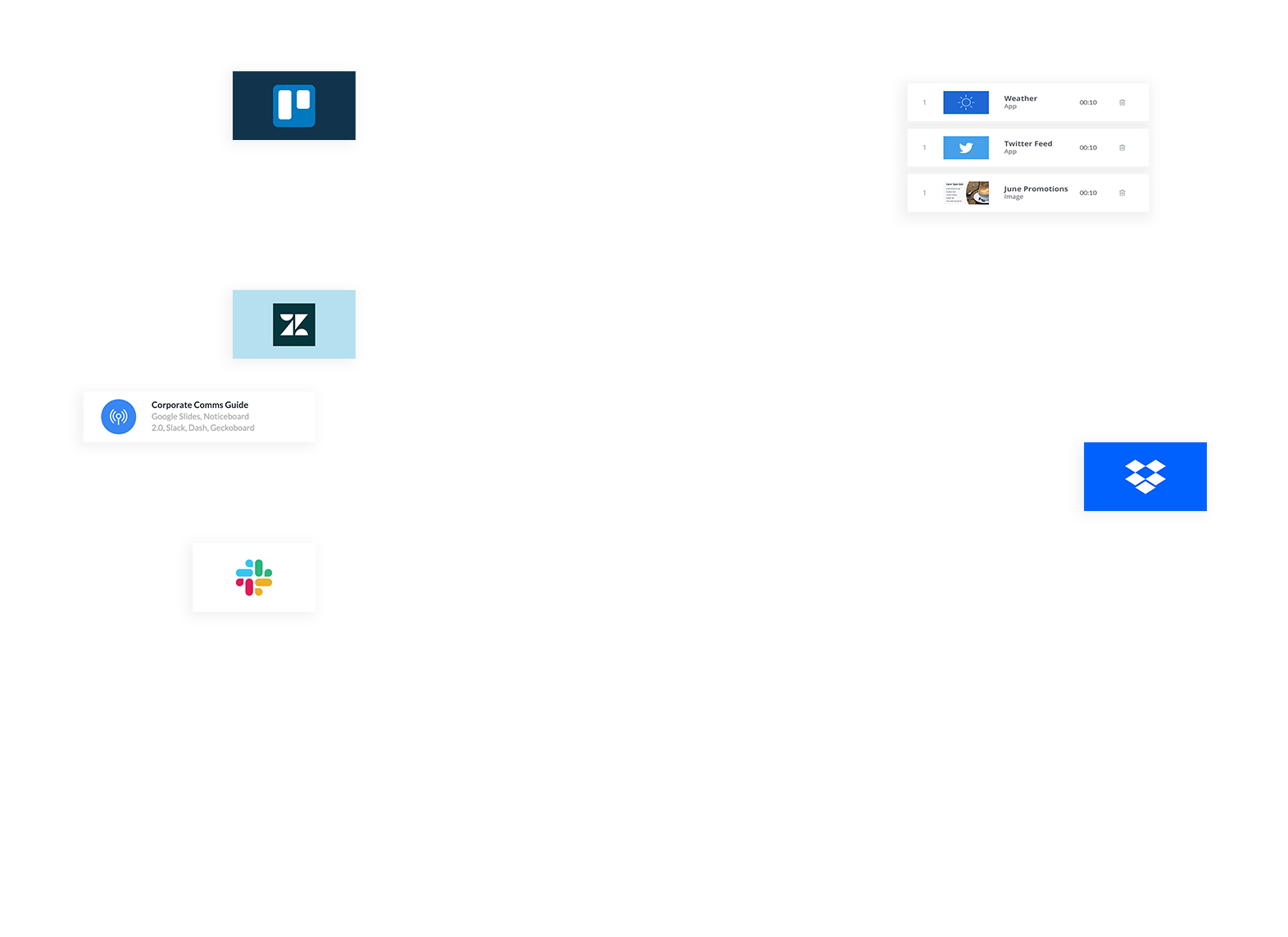 Scalable Digital Signage Software for Enterprise Apps