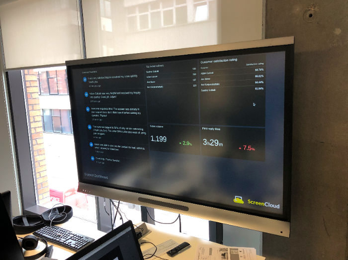 How to Create a Real-Time Digital Signage Dashboard