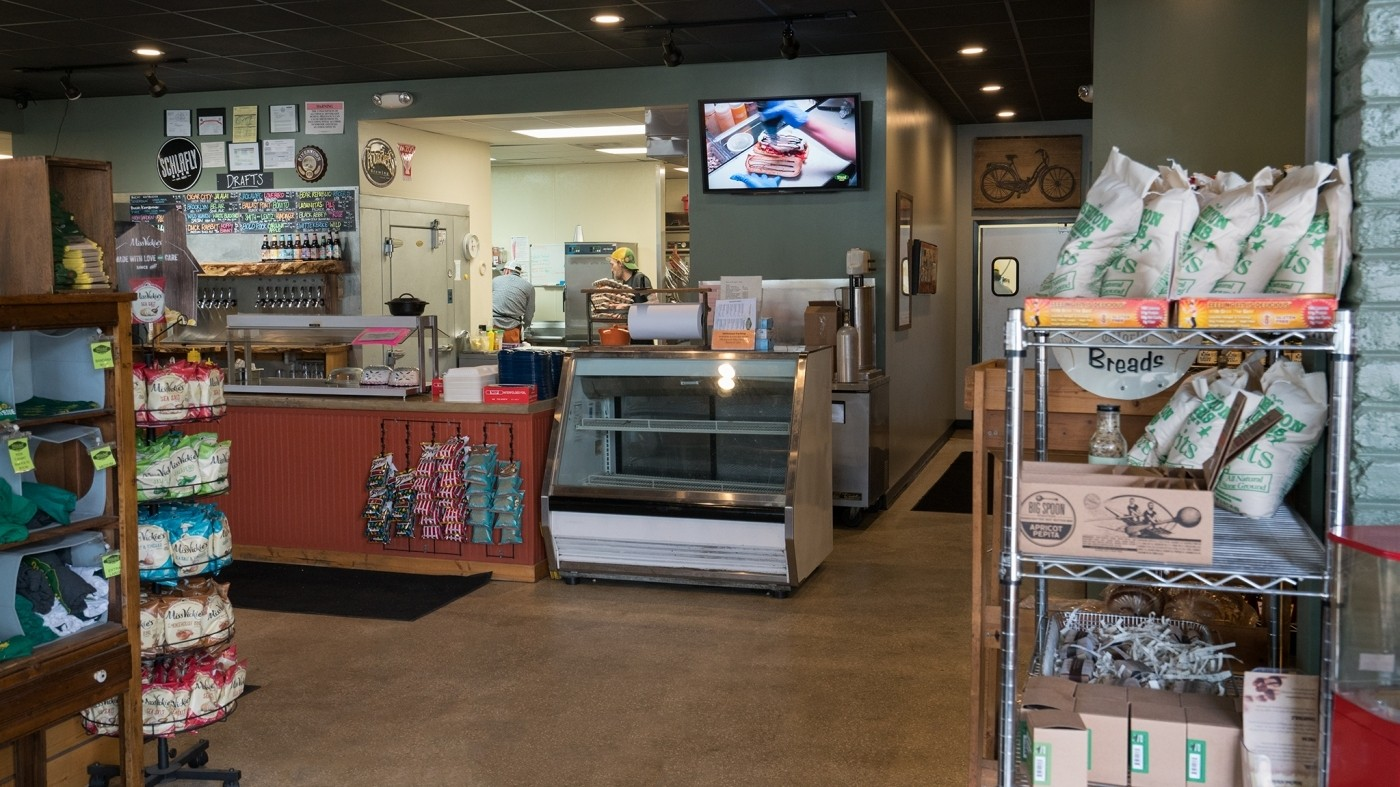 Creating Community Through Digital Signage For a Local Deli