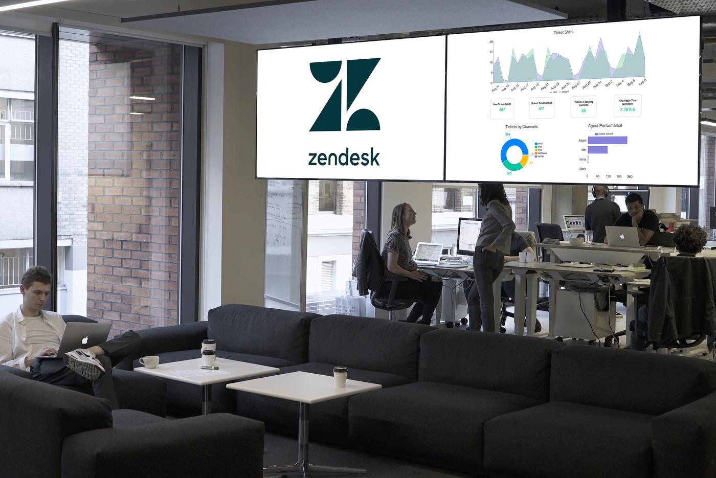 ScreenCloud Zendesk Reports App Guide