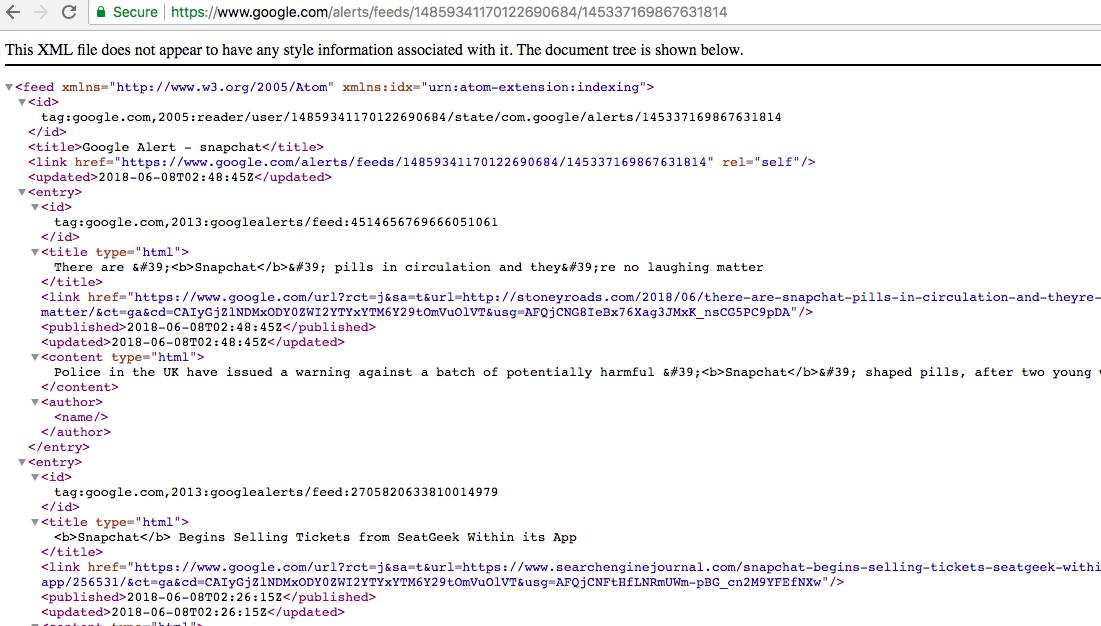 ScreenCloud Google Alerts App Guide - ScreenCloud