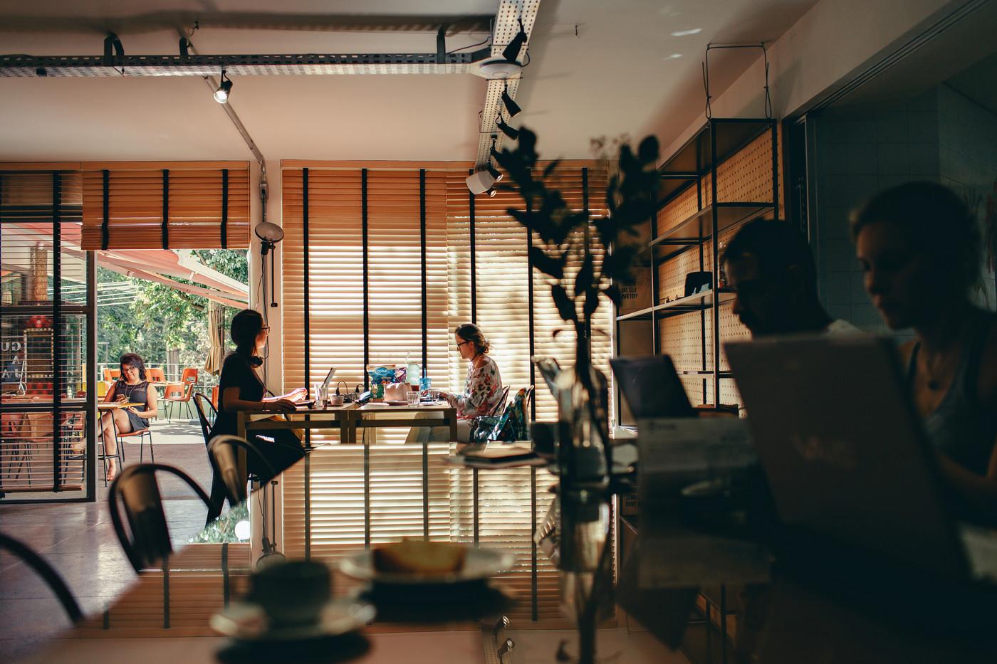 Good 7 Creative Office Space Ideas